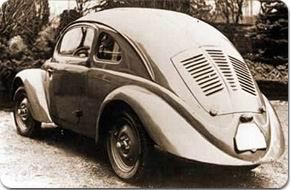 VW Beetle History | TheGoldenBug.com