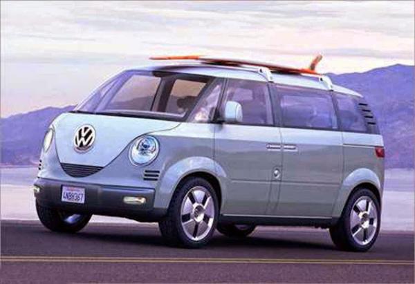 New Volkswagen Microbus Thegoldenbug Com