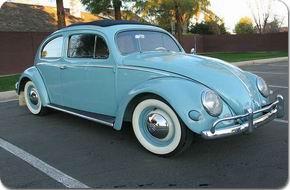 Evolution of VW Beetle   TheGoldenBug.com