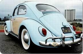 evolution  vw beetle thegoldenbugcom