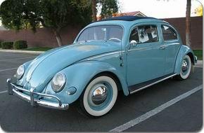 VW Bug: '56 Oval Window | TheGoldenBug.com
