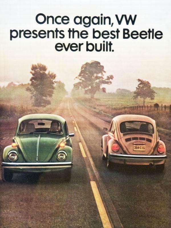 Lemon Vw Ad >> The best Beetle ever built | TheGoldenBug.com