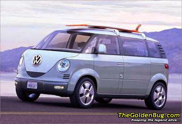 Novi VW kombi