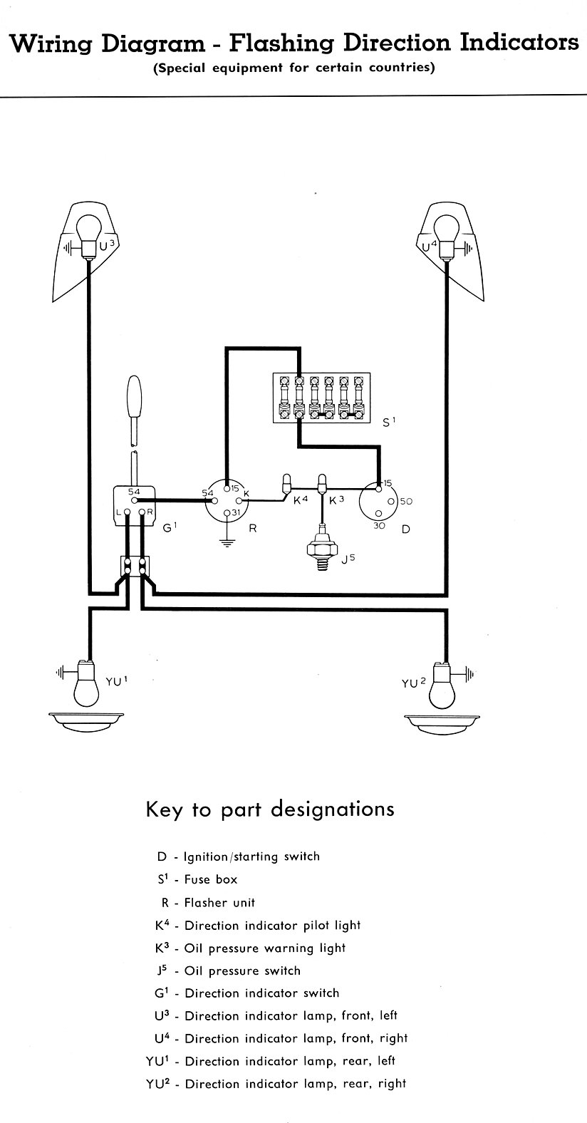 Bus Nov Turnsignalfuse on 1968 vw beetle wiring diagram